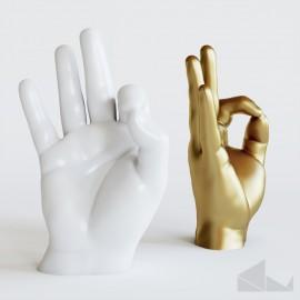 hand figure