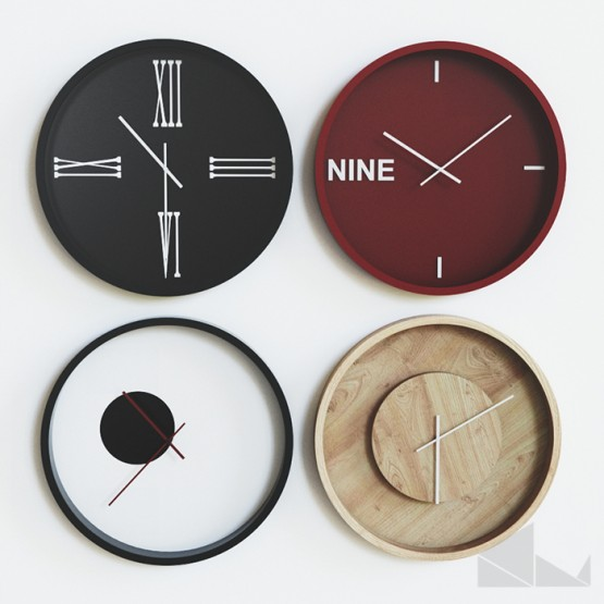 clock set001