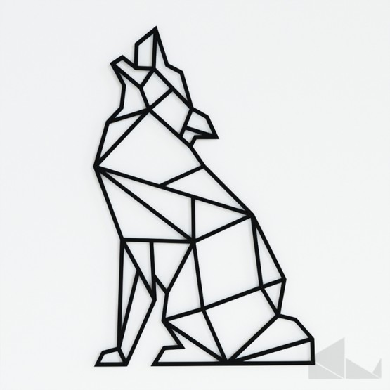 metal dog figure