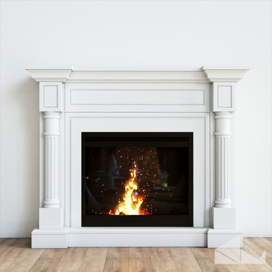 Fireplace Portal001