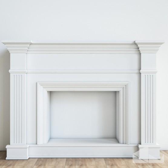 Fireplace Portal006