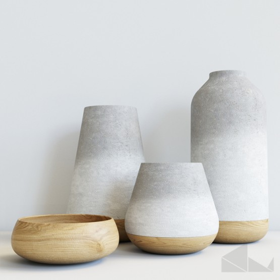 DECORATIVE VASES 001