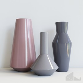 DECORATIVE VASES 003