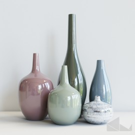 DECORATIVE VASES 006