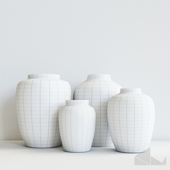 DECORATIVE VASES 009