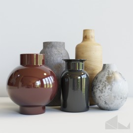DECORATIVE VASES 010
