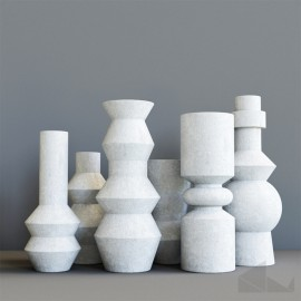 DECORATIVE VASES 012