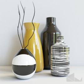 DECORATIVE VASES 014