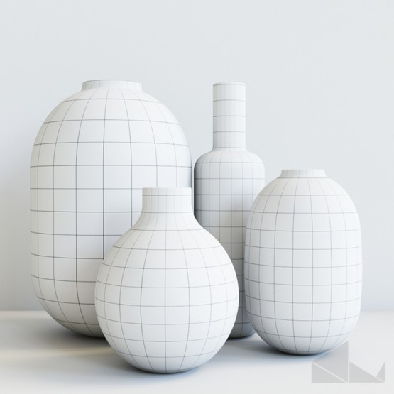 DECORATIVE VASES 015