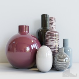DECORATIVE VASES 016