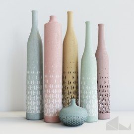 DECORATIVE VASES 022
