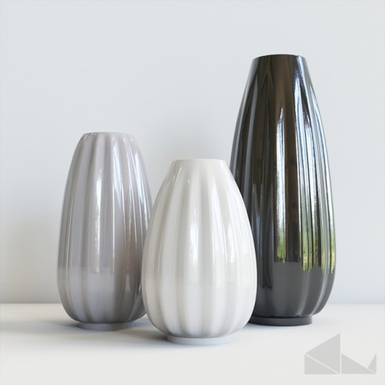 DECORATIVE VASES 023