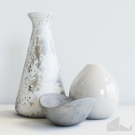 DECORATIVE VASES 024
