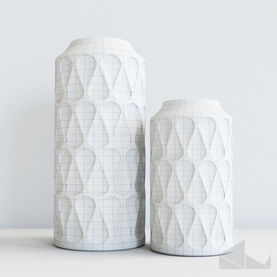 DECORATIVE VASES 029