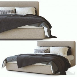 MINOTTI POWELL BED