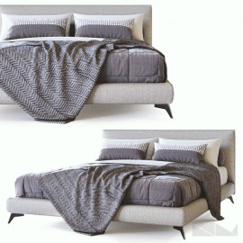 MERIDIANI STONE UP BED