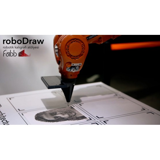 RoboDraw | Calligraphy