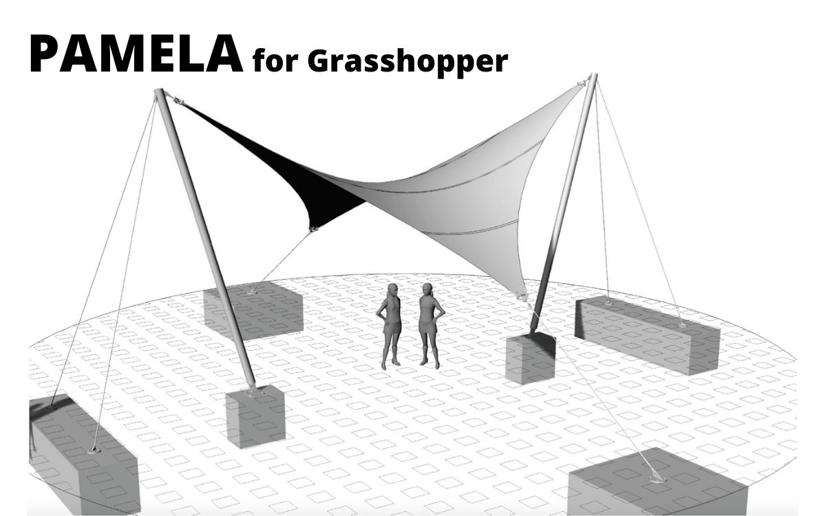 PAMELA | Asma Germe Yapı Tasarımı ve Analizleri