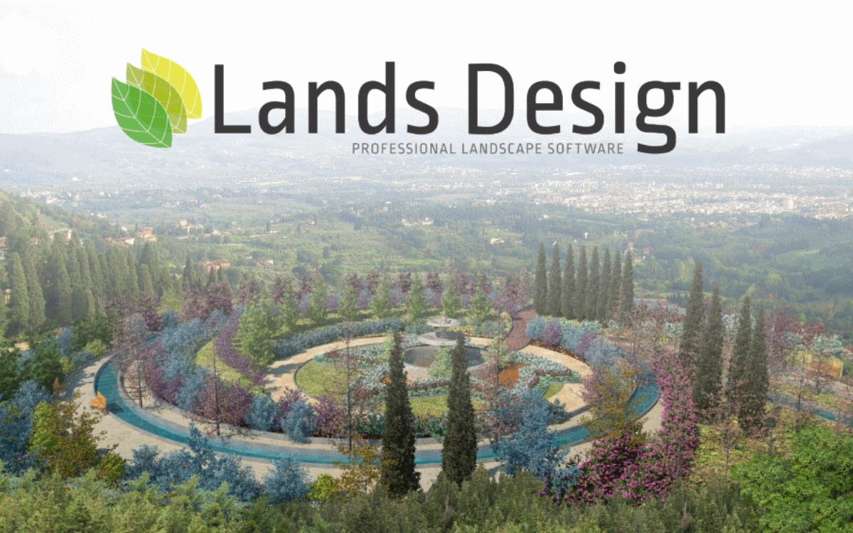 Lands Design | Peyzaj Tasarımı Eklentisi